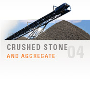 Crushed Stone and Aggregate